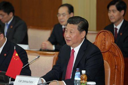 БНХАУ-ын дарга Си Жинпиний Монгол Улсад хийж байгаа Төрийн айлчлалын зураг