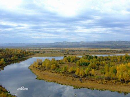 Өвөр монголын Хөлөнбуйр хотын тойм