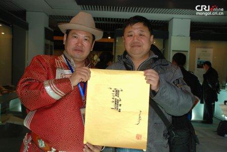 Монгол уран бичлэгээр цагаан сарын ерөөл дэвшүүллээ
