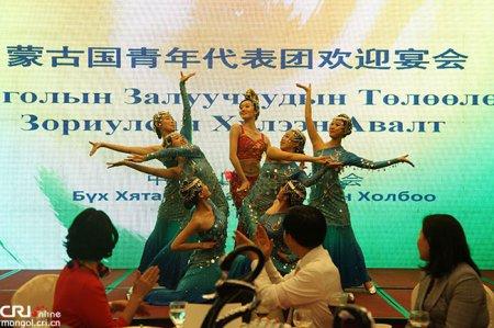 Монголын 100 залуу Хятадад айлчилж байна
