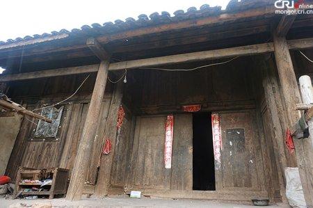 Сычуан мужийн Ян-Юань шяний Хуансао тосгоны монголчууд