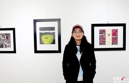 Өвөр Монголын залуу зураачдын үзэсгэлэн Улаанбаатарт боллоо
